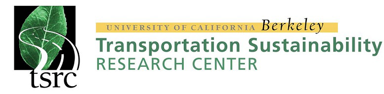 University of California Berkeley Transportation Sustainability Research Center