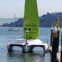 PROTOTYPE WIND-POWERED FERRY TECHNOLOGY COULD LEAD TO GREENER SF BAY TRANSPORTATION